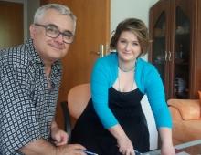 Poskytovanie sociálneho poradenstva pri umiestnení rodinnej príbuznej Igora Adamca v Zariadení sociálnej služby Vitalita n.o Lehnice.